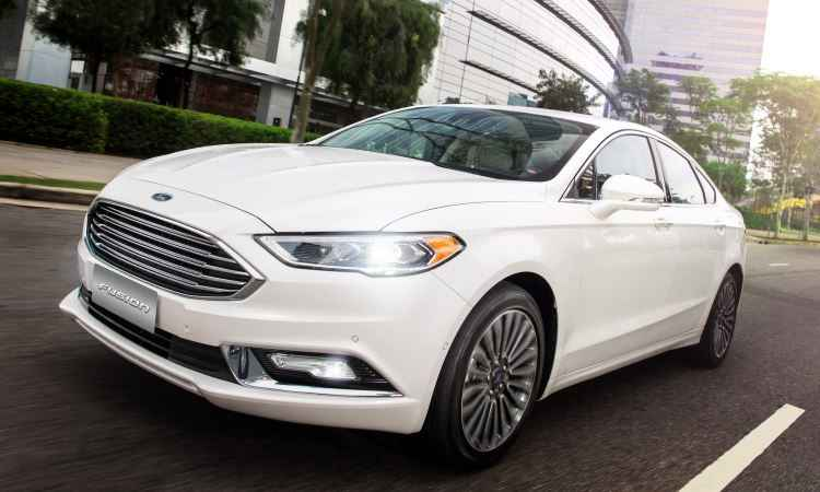 Reestilizado, Ford Fusion chega ao Brasil a partir de R$ 121.500