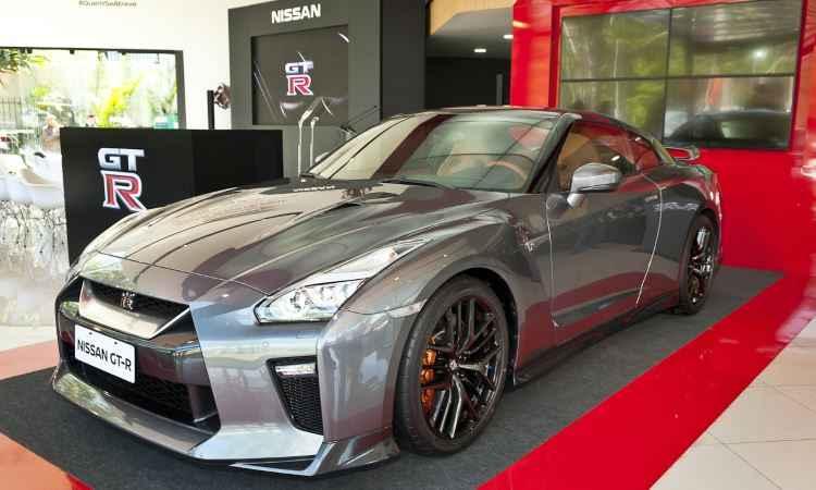 Superesportivo Nissan GT-R ser� oficialmente importado por R$ 900 mil