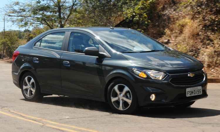 Teste: Novo Chevrolet Prisma LTZ tem eficiente motor 1.4, mas peca nos detalhes