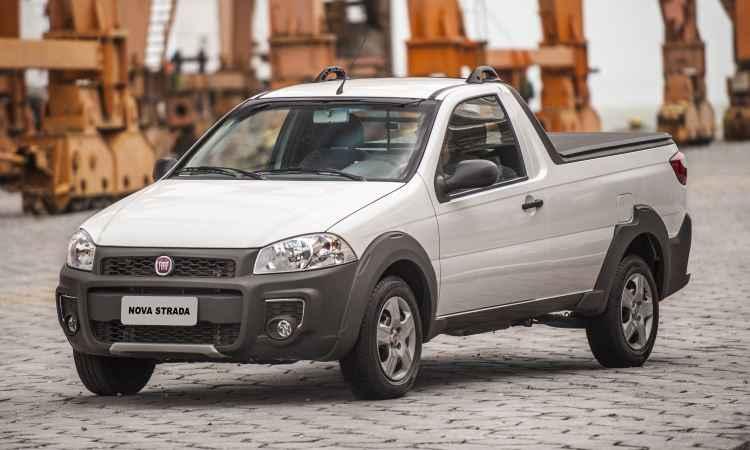Fiat confirma linha enxuta para a Strada 2017 com eleva��o nos pre�os