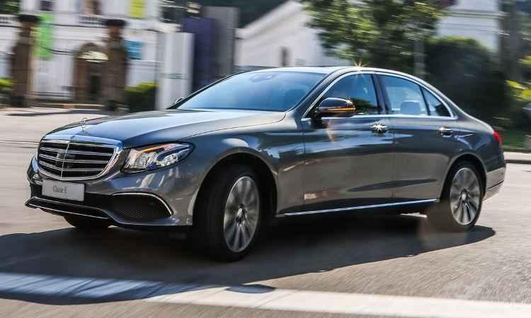Semiaut�nomo, novo Mercedes-Benz Classe E desembarca no Brasil com motor 2.0 turbo em tr�s vers�es