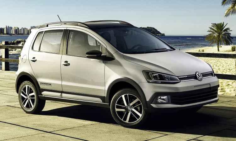 Volkswagen up!, Gol e CrossFox ter�o novas vers�es aventureiras no Sal�o'2016