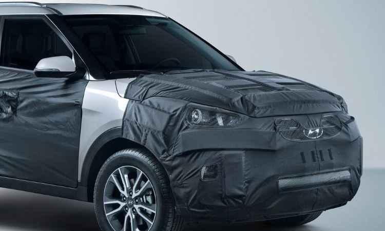 Hyundai Creta nacional, ainda não revelado - Hyundai/Divulgação
