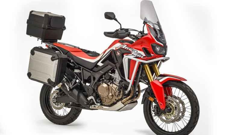 Mais compacta, Honda CRF 1000L Africa Twin chega em dezembro a partir de R$ 64.900