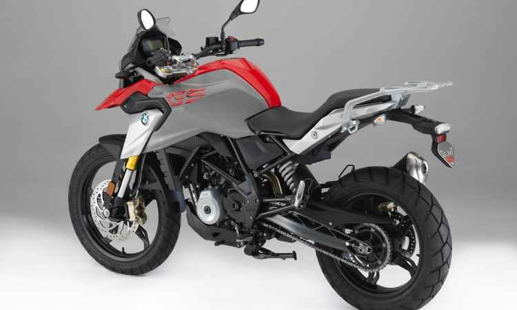 O motor com 313cm³ fornece 34cv - BMW/Divulgação