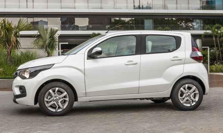 Motor 1.0 três-cilindros dá ânimo e economia ao Fiat Mobi, a partir de R$ 39.870