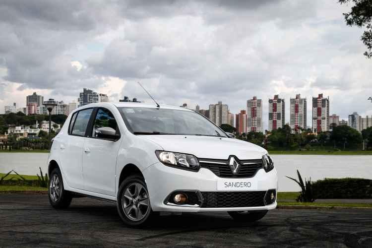 Renault lança novos motores 1.0 SCe e 1.6 SCe, que inicialmente equipam Sandero e Logan