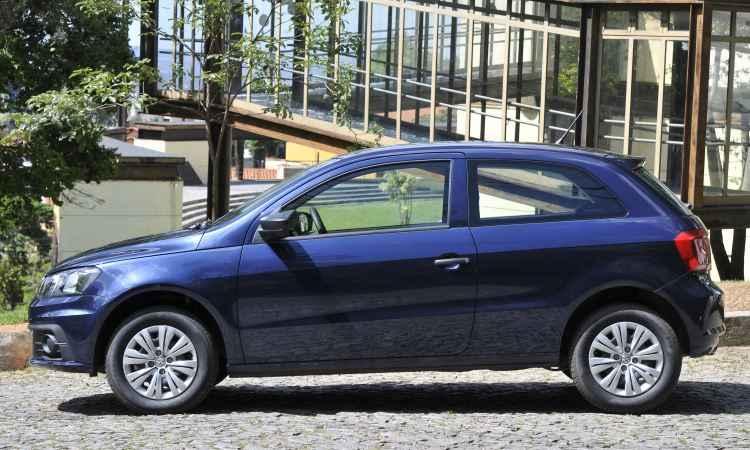 Opção de entrada, Volkswagen Gol 1.0 Trendline 2p incomoda nos detalhes; confira o teste!