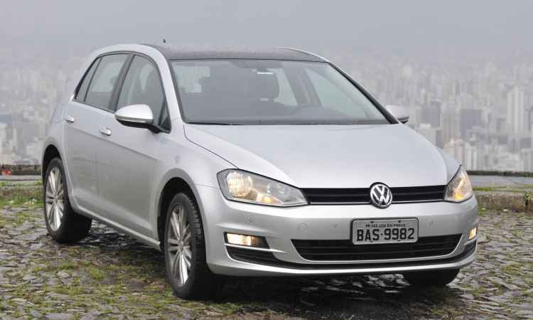 Teste: Volkswagen Golf Comfortline com motor 1.0 turbo TSI surpreende pelo bom desempenho