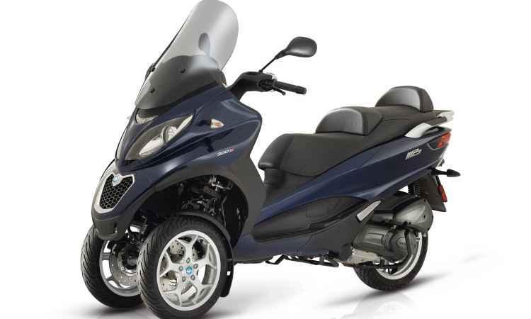 Piaggio lança quatro modelos no Brasil em duas plataformas e quatro versões