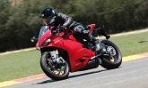 Ducati Panigale 1299 tem o motor de dois cilindros em série com a maior cavalaria do mundo