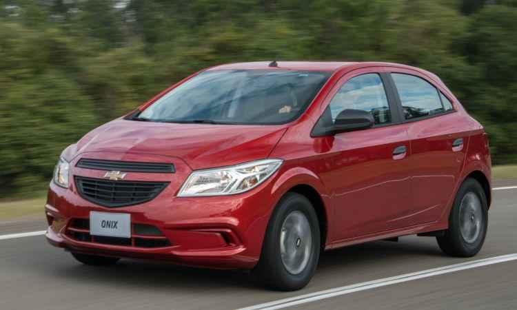 Chevrolet Onix - Chevrolet/Divulgação