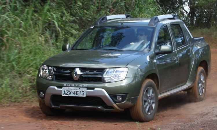 Renault Oroch - Marlos Ney Vidal/EM/D.A Press - 11/2/16