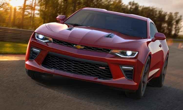Chevrolet Camaro - Chevrolet/Divulgação