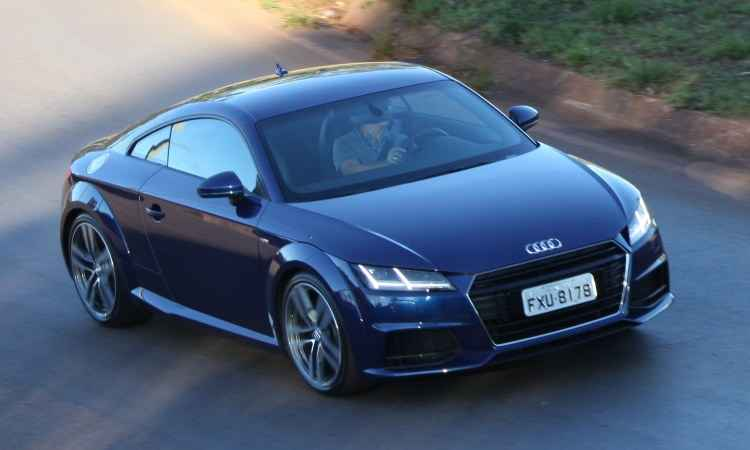 Audi TT - Marlos Ney Vidal/EM/D.A Press - 21/7/15