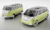 I.D. BUZZ, conceito elétrico e autônomo da Volkswagen, guarda influências da clássica Kombi