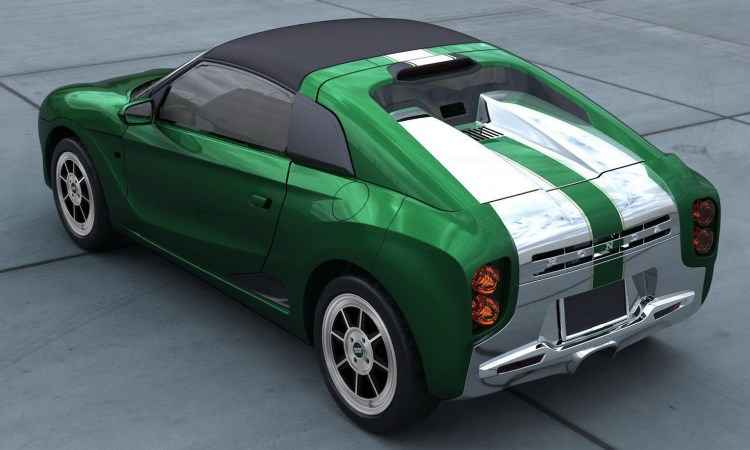 S660 Neo Classic Prototype - Honda/Divulgação