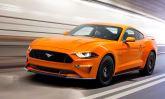 Reestilização deixa o Mustang ainda com mais cara de mau