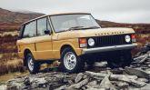 Land Rover restaura dez unidades da primeira geração do Range Rover Classic