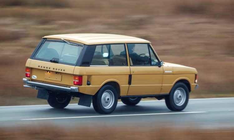 Nick Dimbleby/Land Rover/Divulgação