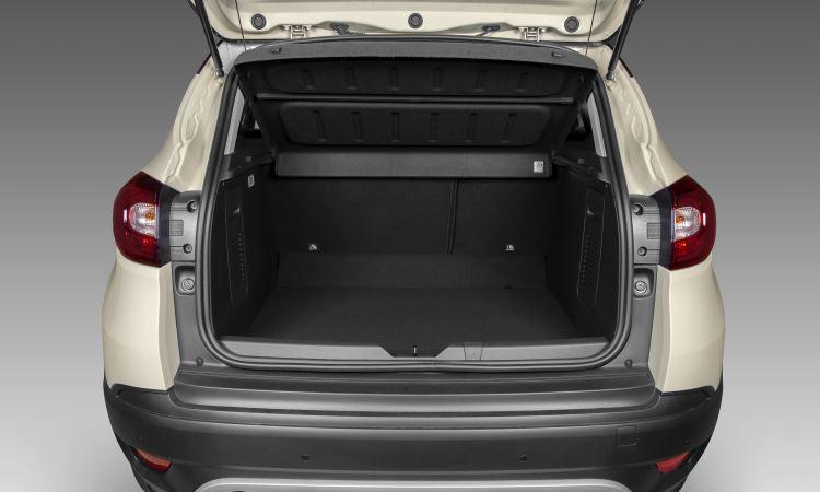 Porta-malas é espaçoso, com 437 litros de volume - Renault/Divulgação