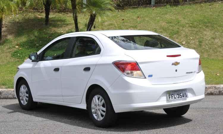 As rodas de liga leve podem ser compradas como acessório nas concessionárias - Juarez Rodrigues/EM/D.A Press