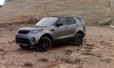 Testamos o novo Land Rover Discovery no asfalto, na neve, nas pedras, na areia e no barro