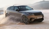 Novo integrante da família Range Rover, Velar é apresentado na Europa