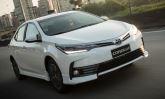 Toyota lança Corolla 2018 a partir de R$ 90.990 e com controles de tração e estabilidade