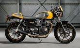 Triumph lança Street Cup 900, a nova integrante da família Bonneville