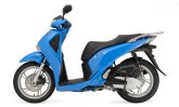 Honda amplia sua gama de scooters com o lançamento da SH 150i