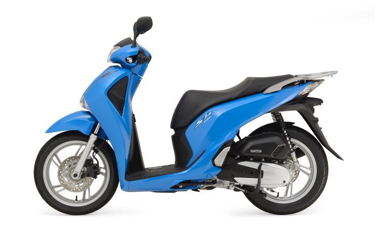 As rodas de liga leve têm aro de 16 polegadas - Honda/Divulgação