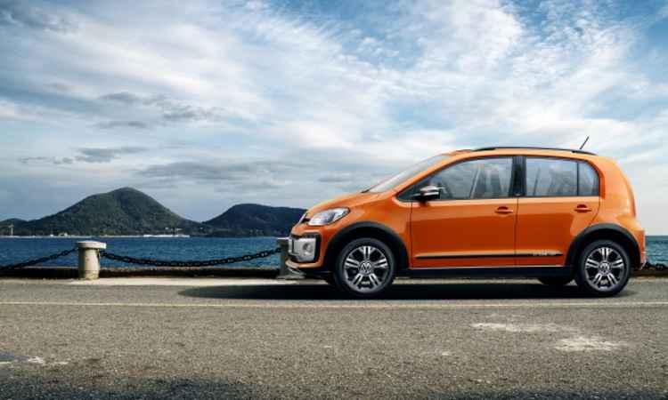 Com a entrada da linha 2018, carroceria de duas portas não será mais oferecida - Volkswagen/Divulgação