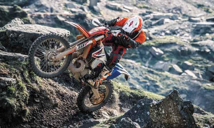 O modelo 300 EXC TPI ganhou respostas mais imediatas - KTM/Divulgação
