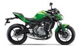 Modelo naked Kawasaki Z 650 chega ao Brasil com eficiente motor de dois cilindros