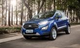 Ford faz revela como será a versão mais cara do novo EcoSport, que terá duas opções de motor