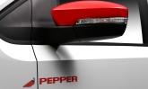 Volkswagem estende a série especial Pepper ao compacto up! e à picape Saveiro