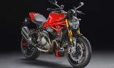 Ducati Monster 1200S mantém o estilo da marca, mas ganhou motor mais progressivo e redondo
