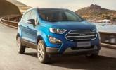 Ainda pequeno, Ford EcoSport reestilizado chega em agosto a partir de R$ 73.990