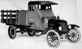 Ford comemora o centenário da estreia de sua primeira picape, baseada do Modelo T
