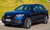 Agora importado do México, Novo Audi Q5 quer ficar mais popular