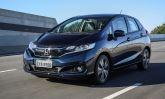 Terceira geração do Honda Fit alcança a meia-vida e ganha reestilização discreta