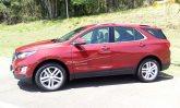 Chevrolet abre pré-venda do Equinox, em versão única, por R$ 149.900