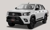 Toyota lança linha 2018 dos modelos Hilux e SW4, que chegam com novas versões