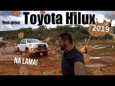 A verdade sobre a Toyota Hilux 2019