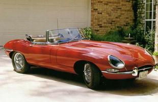 Jaguar E-Type Roadster (1968-1974)