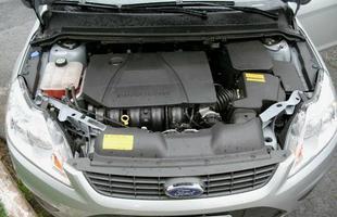 Motor 2.0 16V tem 145 cv de potência com gasolina