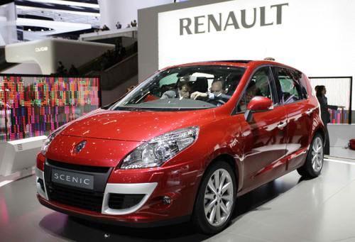 Nova geração do Renault Scénic