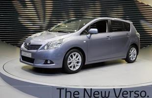 Nova geração do Toyota Verso