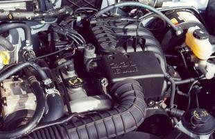 Propulsor 2.3 a gasolina tem manutenção mais barata